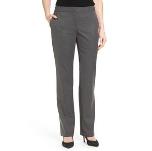 NWT Vince Camuto Flat Front Straight Leg Pants
